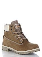 Мужские ботинки  Palet коричневые