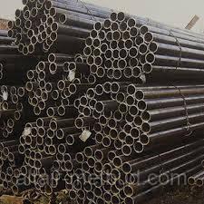 Труба холоднокатанная 52х3,5 сталь 20