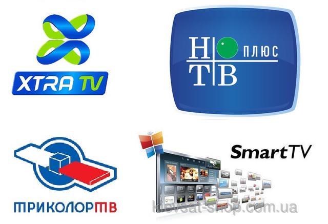 Порталы и пакеты телеканалов