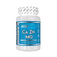 Купить витамины и минералы ActiWay Nutrition Ca+Zn+Mg, 60 tabl