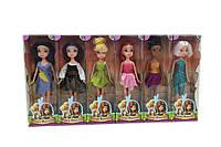 "Кукла ""Pirate Princess"" 6 видов"