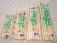 Палочки бамбуковые для шашлыка 20 см (100шт.)