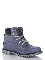 Мужские ботинки  Palet синие