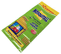 "Пластины от комаров ""Mosquitall"" (10+2 пластин) активная защита"