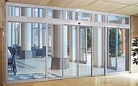 G-U Двери автоматические телескопические