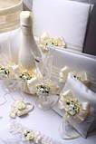Набор свадебный Flowers auvori, фото 4