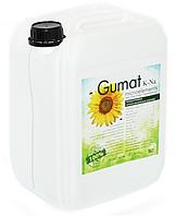 Гумат калия натрия с микроэлементами Gumat K/Na minerals для ПОДСОЛНЕЧНИКА 10 л