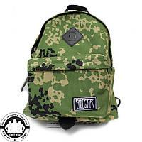 Рюкзак Eclectik Basic Backpack Duckweed Camo Цвет Камуфляжный