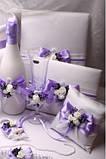 Набор свадебный Flowers purple, фото 3