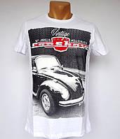 Чоловіча футболка Vintage - №1444