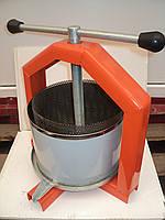 Пресс ручной для сока на 6 литров с защитным кожухом ( Харьков )