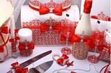 Набор свадебный Lovely, фото 5
