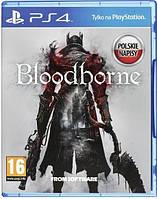 Bloodborne (PS4) русские субтитры