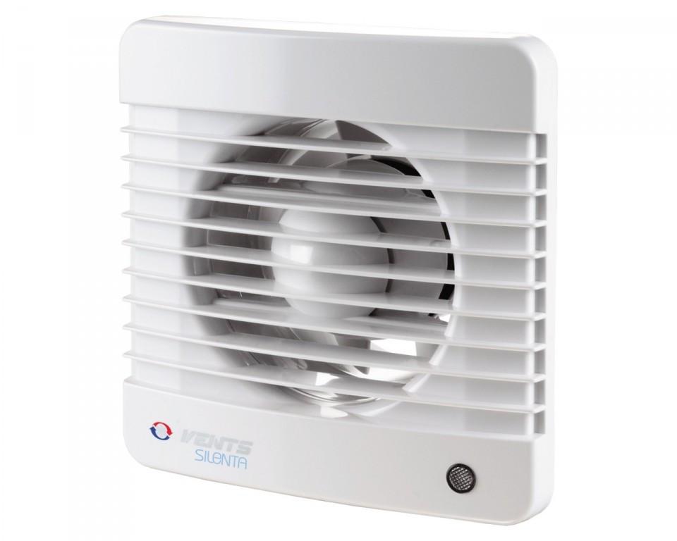 Вытяжной вентилятор Vents 125 Силента-М (бесшумный)