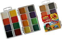Краски акварельные Гамма 16 цветов