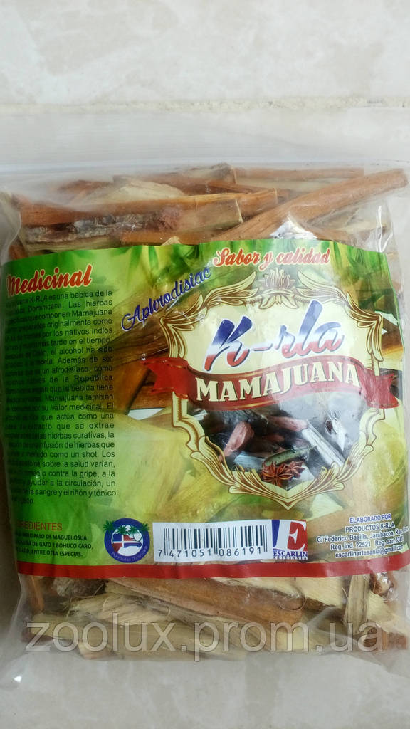 Мамахуана сухой набор из Доминиканы