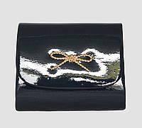Клатч лаковий синій, фото 1