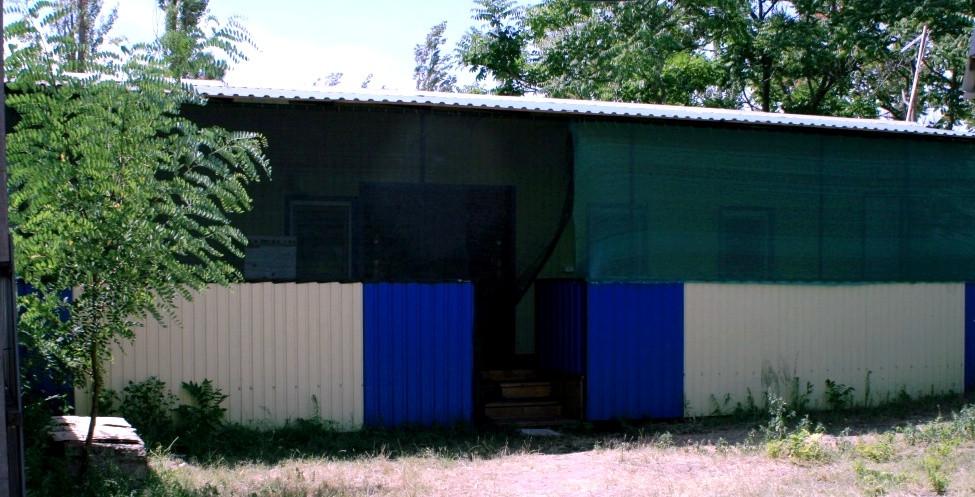 Бунгало четырехместное (половина домика с террасой) КОНДИЦИОНЕР
