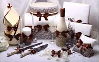 Набор свадебный Coffe, фото 1