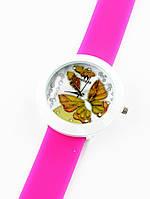 Женские часы Силиконовый ремешок (022224)