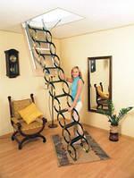Чердачная лестница FLEX TERMO METAL BOX Оман