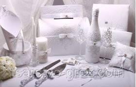 Набор свадебный Silvery