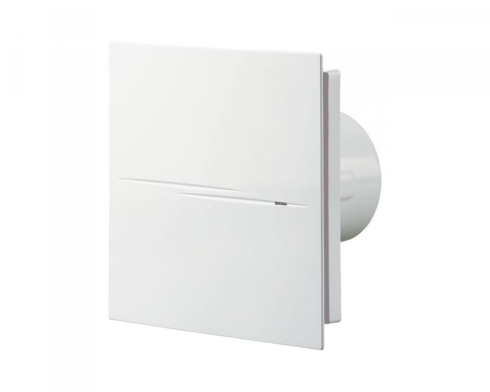 Вытяжной вентилятор Vents 100 Квайт Стайл (бесшумный)