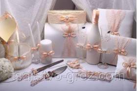 Набор свадебный Pretty
