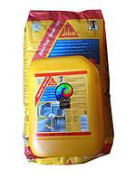 SikaTop Seal-107 (A+B) Влагоизоляционный твердо эластичный цементный раствор 25 кг