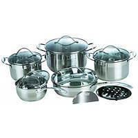 Набор посуды Riviera 12 предметов Krauff