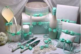 Набор свадебный Tiffany