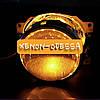 ЖЕЛТЫЕ Дьявольские Глазки для подсветки любых линз / Devil Eyes Rings for Projector Lens (YELLOW)