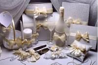 Набор свадебный Карамель, фото 1