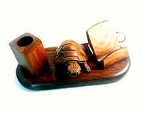 Бизнес подарок настольный набор со статуэткой Черепаха
