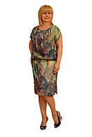 """Платье """"Мила""""  - Модель 1384 (замена ткани как под фото) (50,50р) (ф)"""