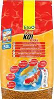 Корм для рыб TetraPond KoiSticks - 50л/7,5кг