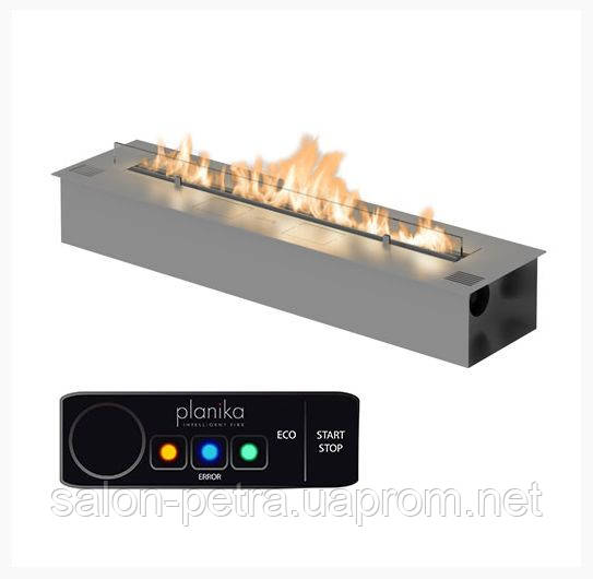 Биокамин Planika FIRE LINE AUTOMATIC 2 MODEL E silver (FLA 2 MODEL E) #3 без топливного насоса - Салон «Petra» в Одессе