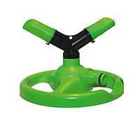 Дождеватель Presto-PS 2915, оборудование для автоматического полива газона, 2 сопла, пластик