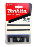 Набор строгальных ножей Makita Т.С.Т. 82 мм (4 шт.)