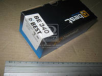 Колодки тормозные CHEVROLET AVEO передние (BEST). 96534653