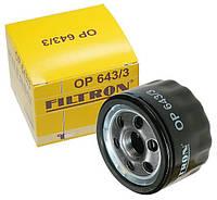 Фильтр масляный Op 643/3 Filtron