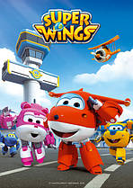Игрушки Супер крылья Джетт и его друзья/ Super Wings