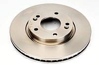 R1036 = 51712-1F300 = DF4865S = TX 92133900 = DDF1619 Тормозной диск VALEO PHC