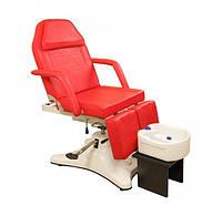 Педикюрно-косметологическое кресло-кушетка ZD-823A