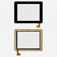 Touchscreen (сенсорный экран) для  Sanei N83, 50 pin, оригинал (черный)