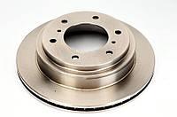 FEBI 26047 = DF7061 Тормозной диск