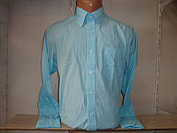 Классическая мужская рубашка с длинным рукавом Secolo