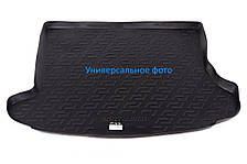 Коврик в багажник BMW 1 (F20) HB 5 dr (2011-...) полимерный