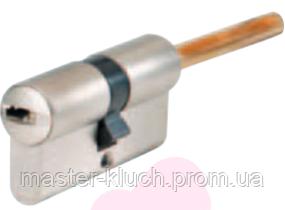 Цилиндр  замка Mottura Champions 48P 72мм (41x31в) ключ/вал