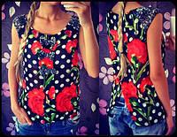 """Блуза """"Гвоздика"""" , фото 1"""